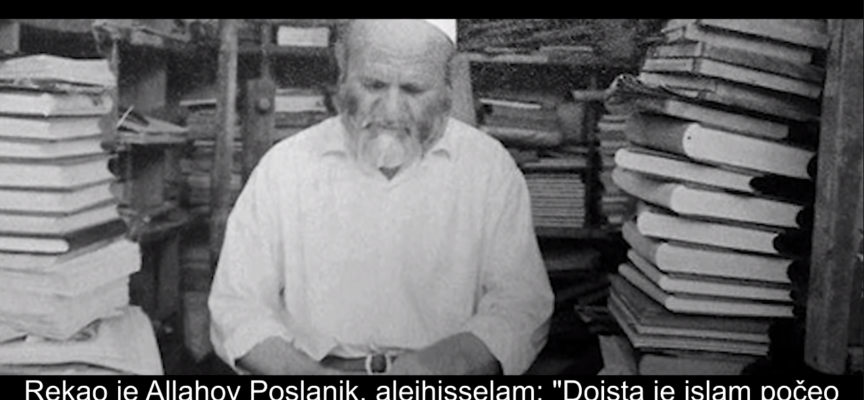 ŠEJH ALBANI, VELIKAN ISLAMA [dokumentarni film]