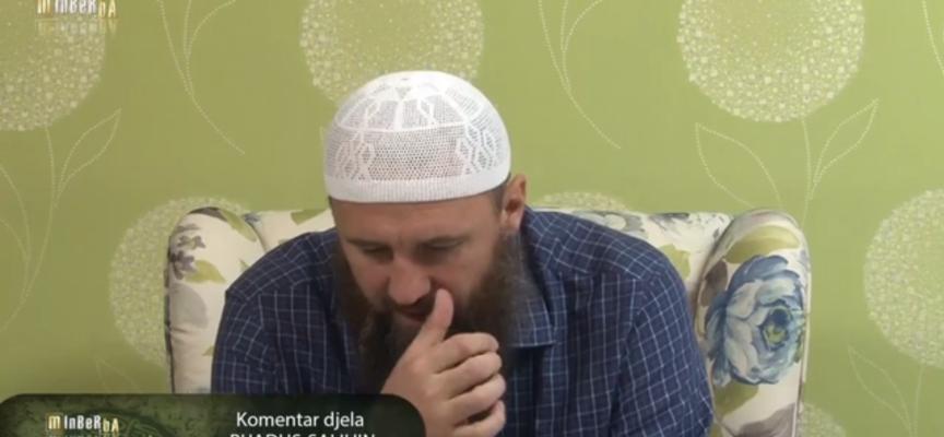 """Komentar djela """"Rijadus-salihin"""" 61.dio – mr. Elvedin Pezić"""