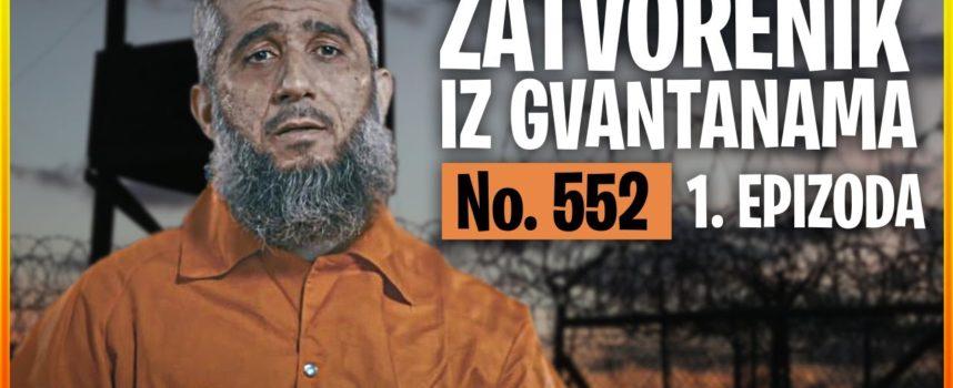 Početak emotivne priče [Zatvorenik iz Gvantanama 552] 1. dio