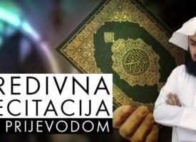 Mufti Menk | Predivna recitacija Kur'ana [sura El-Furkan]