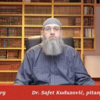 Učenje Kur'ana za vrijeme mjesečnog ciklusa