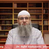 Ispravnost hidžaba ako se vide uši? – Dr Safet Kuduzović