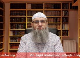 Liječenje slušanjem Kur'ana – Dr Safet Kuduzović