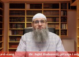 Spajanje akšama i jacije – Dr Safet Kuduzović
