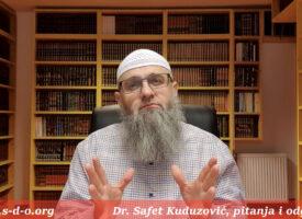Iskušenje, milost ili kazna – Dr Safet Kuduzović