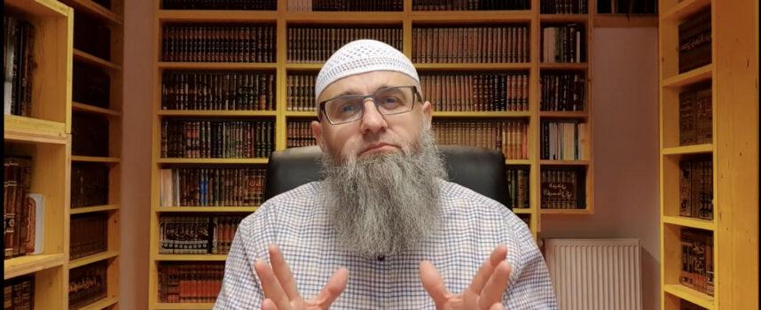 Propis za naklanjavanje namaza nakon hajza – Dr Safet Kuduzović