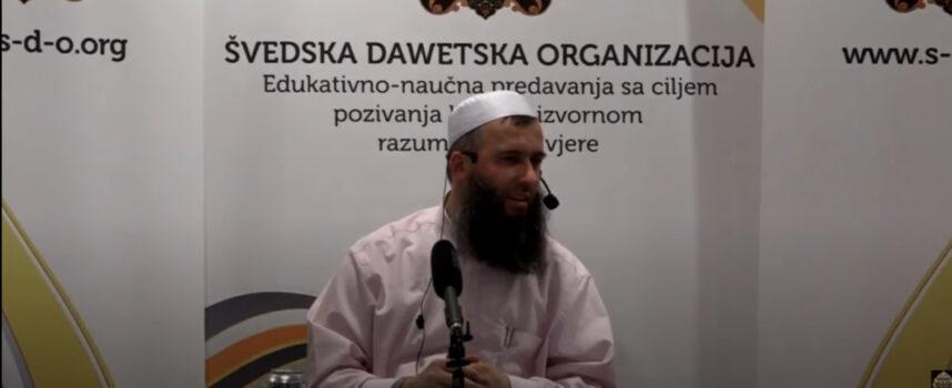 O učenjacima – Mr Hajrudin Ahmetović
