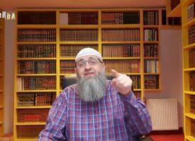 Učenje Kur'ana u nužniku – Dr Safet Kuduzović