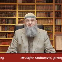 Učenje arapskog jezika – Dr Safet Kuduzović