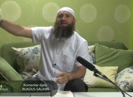 """Komentar djela """"Rijadus-salihin"""" 75.dio – mr. Elvedin Pezić"""