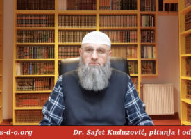 Igranje šaha – Dr Safet Kuduzović