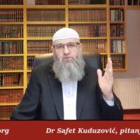Stavljane mushafa pod glavu – Dr Safet Kuduzović