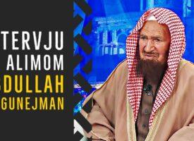 Razgovor sa učenjakom: Abdullah El-Gunejman