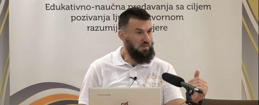 Naš odnos prema ramazanu – Hfz Almir Kapić