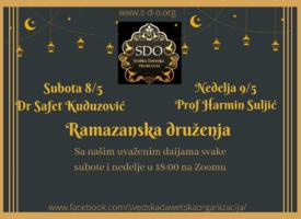 Šta nakon ramazana – Prof Harmin Suljić