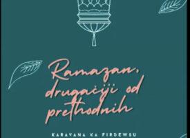 Ramazan drugačiji od prethodnih – Prof Armin Jahić