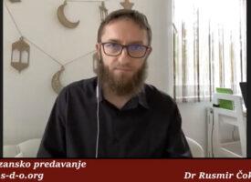 Kako sačuvati doba djela – Dr Rusmir Čoković