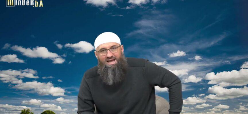 Odgovori na ramazanska pitanja 1.dio_mr. Elvedin Pezić