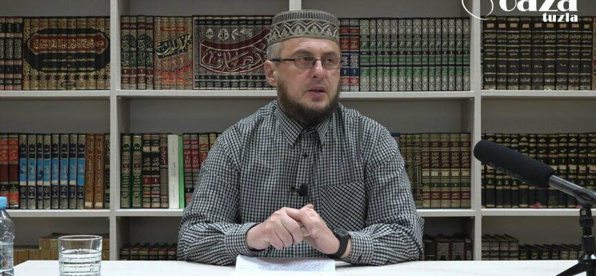 ŽIVOT JE SAMO KUŠNJA I ISPIT – Abdulvaris Ribo, prof.