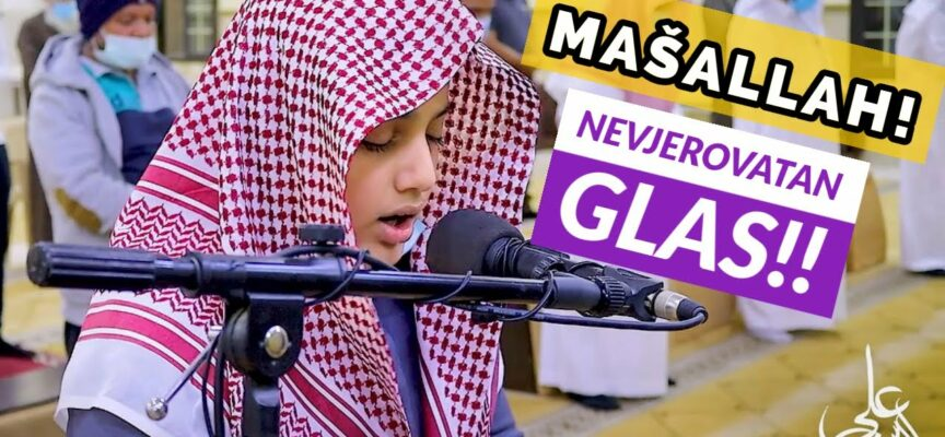 Ovaj dječak ima NEVJEROVATAN glas!!