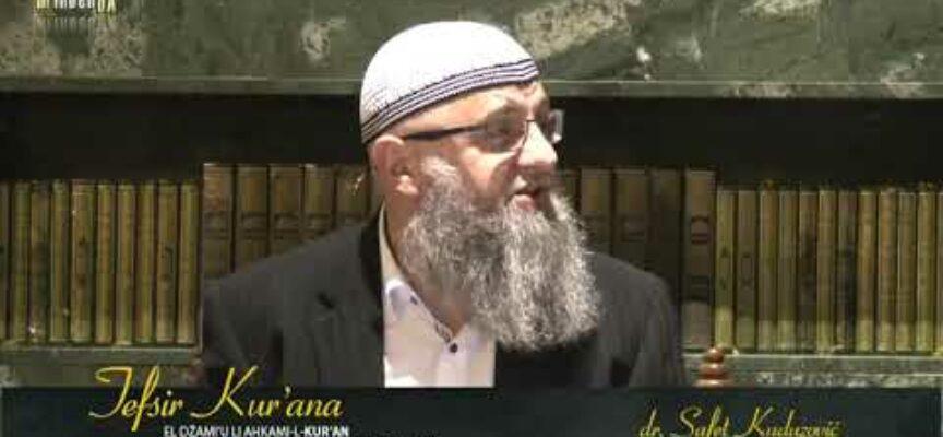 Napaštanje Ramazana od žene trudnice_dr. Safet Kuduzović