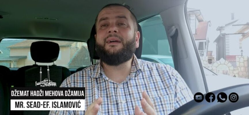 Kako upućivati dovu – mr. Sead-ef. Islamović