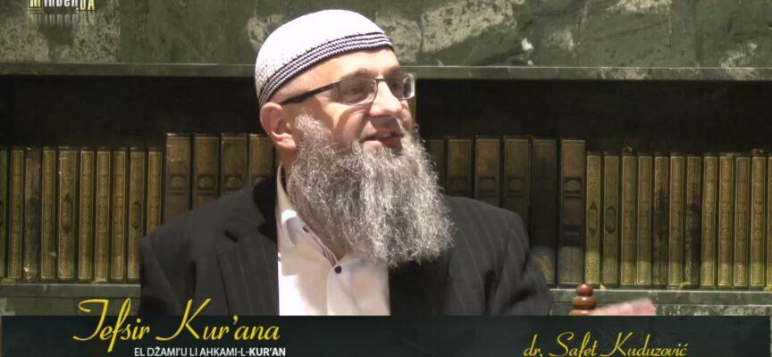 Kada se proračun uzima u obzir kod viđenja mlađaka_dr. Safet Kuduzović