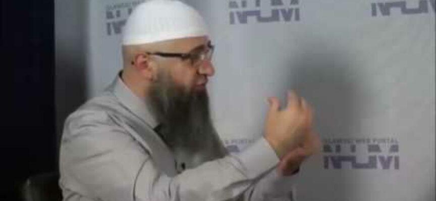 Ima li nikab [pokrivanje lica] uporišta u Islamu? – Dr. Safet Kuduzović