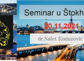 Seminar u Štokholmu